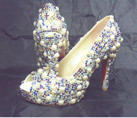 HIGH_HEEL_WEDDING_SHOES_SWAROVSKI_COLOURED_CRYSTAL_PEARL_PLATFORM_BRIDAL